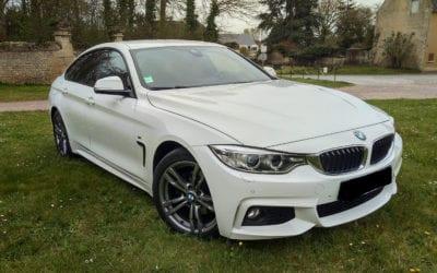 BMW 420d Gran Coupé, M